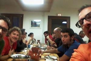 Midi e Infiernos 05 refu cena