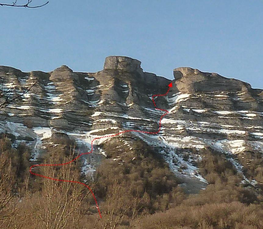San Donato ruta 004